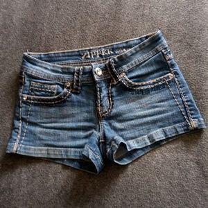 Zipper Premium shorts